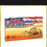 許氏美國花旗蔘茶包 2gx20包 威斯康辛州特產