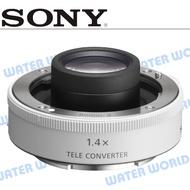【中壢NOVA-水世界】SONY SEL14TC 1.4 倍增距鏡頭 1.4X增倍鏡 增距鏡 外接鏡頭 公司貨