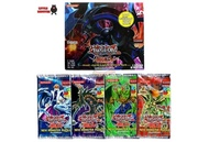 36 pcs/lot Yugioh Cards Y901 the Duelist Advent English Version Family Entertainment Yugioh cards ga