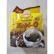 Kluang Black Coffee O cap