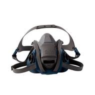 3M防毒面具 6502QL/濾棉 2097/濾棉匣 (2個) 7093
