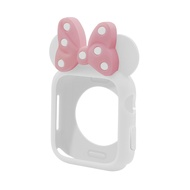 Silicone Case Protective Cover for Apple Watch 38mm 42mm 40mm 44mm