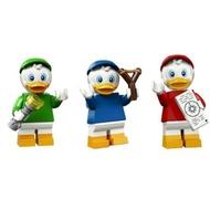 樂高 Lego 71024 迪士尼人偶包2 杜依+休依+路依 三小鴨合售