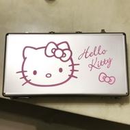 Hello kitty 麻將組 粉紅色 限量 33mm 全新