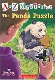 14504.A to Z Mysteries #19: The Panda Puzzle (Scholastic版) Ron Roy