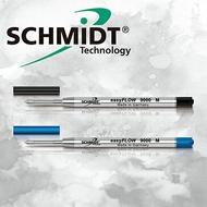 【筆芯】德國SCHMIDT EasyFLOW 9000M 溜溜低黏度超滑順原子筆芯 / M