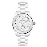 Emporio Armani Women's Quartz Watch AR1425 - White