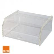 【特力屋】透明壓克力平版式衛生紙盒