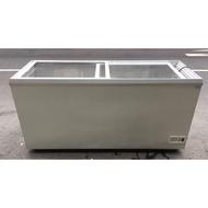 《祥順餐飲設備》二手瑞興六尺冷凍櫃/六尺冷凍櫃/六尺冷藏櫃/六尺玻璃冰櫃/六尺玻璃對拉冰櫃/220v