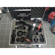 Phoenix A1 按摩槍 筋膜槍  放鬆槍 NBA愛用  運動按摩復健器材槍