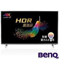 BenQ明基 55吋 4K HDR 護眼 旗艦款 液晶電視+視訊盒 55JM700