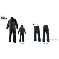 GAMAKATSU GM-3546 經典盾牌 GORE-TEX 雨衣套裝