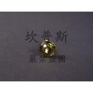 ㊣PROTI㊣『正鈦』螺絲 (M5L25) Smax空濾螺絲 金色