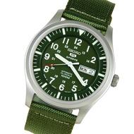 Seiko_5_Sports SNZG09K1 Automatic Watch Military Green