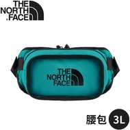 【The North Face EXPLORE HIP腰包《綠》】3KZX/背包/旅行/通勤背包/側背包
