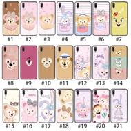 奇奇蒂蒂 支持任意機型 手機殼 iphone XR OPPOReno 三星 小米 紅米7 華為 達菲熊 雪莉玫 草莓熊