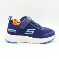 SKECHERS DYNAMIC TREAD 中童款 403661LNVY 兒童 防水 運動鞋 慢跑鞋