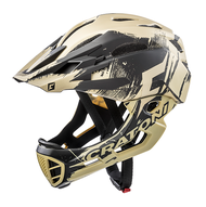 Cratoni C-Maniac Pro 2020 兒童安全帽 Limited 金黑 /單車安全帽/ 頭盔/自行車