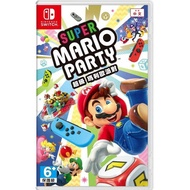 [จุดไม่ต้องรอ] NS Switch Mario Party Chinese Super Mario Party Mario party Mario