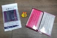 ★中衛深丹寧+炫霓紫 5入袋裝 成人平面口罩★★送加利★