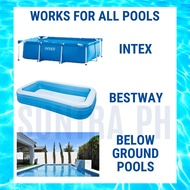 Suntra Pool Chlorine Granules for Swimming Pool Intex Bestway Philchlon 1kg