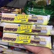 (新品現貨) 泰國 Voiz 鬆餅巧可立威化夾心棒 23G
