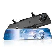 CORAL 附32G 後視鏡行車記錄器 AL5 前後雙鏡頭 12吋全螢幕 2K高畫質