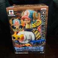 海賊王 DXF 喬巴戰車(金證、標準盒)