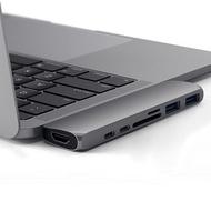 蘋果筆記本Pro轉換器MacBook12寸轉接頭USB集線type-c擴展塢HDMI-享家生活館