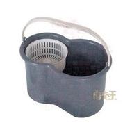 犀利拖(原廠) 手壓式 拖把桶 水桶 免腳踩 適用型號R350/S600/S350/好神拖可用 JE-R380