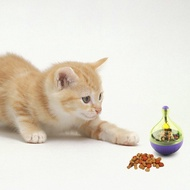 Kucing Kucing Borong Mainan Interaktif Mainan Kucing Toypet Kucing Anjing Feeder Makanan Dispenser Merawat Bola Kucing Toyinteractive P