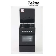 Tekno Range TGR4050GBB (4 Gas burner, Gas Oven, Gas Grill with Safety Device)