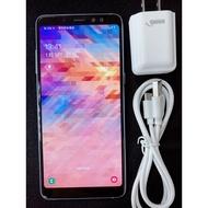 【直購價:4,900元】SAMSUNG Galaxy A8+ (2018) 二手機 / 中古機 (9成新)