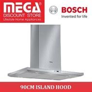 BOSCH DIB091E51 90CM STAINLESS STEEL ISLAND HOOD / LOCAL WARRANTY