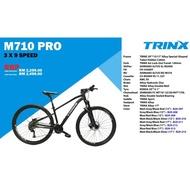 TRINX MTB 29Inch/622 LIMITED VERSION - M710 PRO (2021) 27SPEED - (SHOPE SHOP  -KAH KEAN TRADING)
