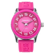 Superdry Tokyo SYL146P Analog Quartz Pink SIlicone Womens Watch