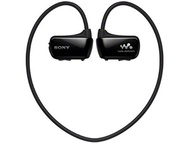[Shipping from japan]Sony (SONY) Sony Walkman W Series 8GB Integrated headphone type waterproof blac