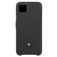 Google Pixel 4 XL 原廠織布保護套-黑