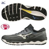 [ALPHA] MIZUNO WAVE SKY 4 J1GC201140 男鞋 跑鞋 超寬楦