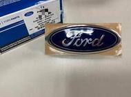 【JT福特原廠貨】FORD FIESTA MK7 5門 Ecosport 後車標 標誌 LOGO