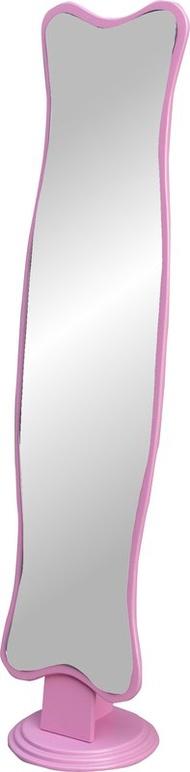 穿衣鏡 粉紅色 全身鏡 立鏡 化妝鏡 三色可選 Candy 非 H&D ikea 宜家 !新生活家具! 樂天雙12