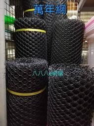 萬年網-寬6尺-長100尺~菱形網 萬年網 圍籬網 塑膠圍籬網 園藝圍籬網 塑膠隔網 園藝用品《八八八e網購