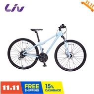Giant liv rove 3 DD low crossover women's variable speed adult mountain bike Q h