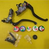 Izumi BREMBO Brake MASTER PLUS Left Right HANDEL Brake Clutch MASTER ASSY Limited