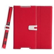 【限量福利品】CASE SHOP SONY Xperia Z5 專用側掀站立式皮套 - 紅