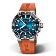 【ORIS 豪利時】卡里斯福特礁全球限量錶(0179877544185-Set RS)