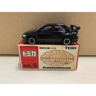 [現貨]Tomica Tomy 舊藍標 星座車 No.5 獅子座 三菱 EVO