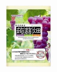mannanlife  蒟蒻畑 蒟蒻畑健康低卡果凍 葡萄味 (25g×12)