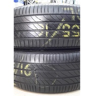 Used Tyre Secondhand Tayar MICHELIN PRIMACY 3ST 205/55R16 75% Bunga Per 1pc