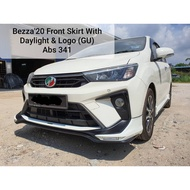 Perodua Bezza 2020 OEM Gear Up Bodykit ABS